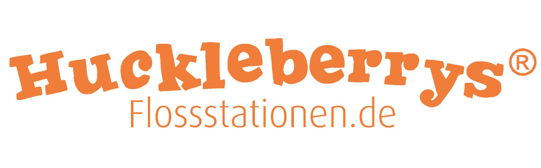 Huckleberry tours logo